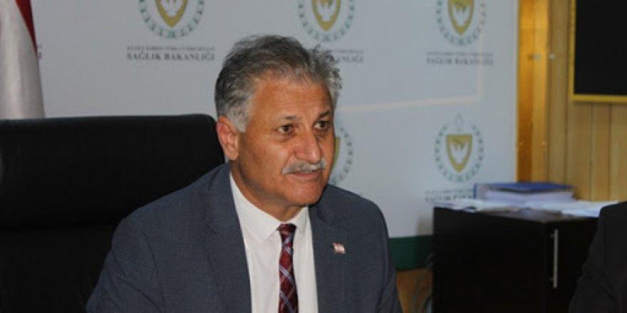 Sağlık Bakanı Pilli son 24 saatte yapılan testlerin sonucunu açıkladı