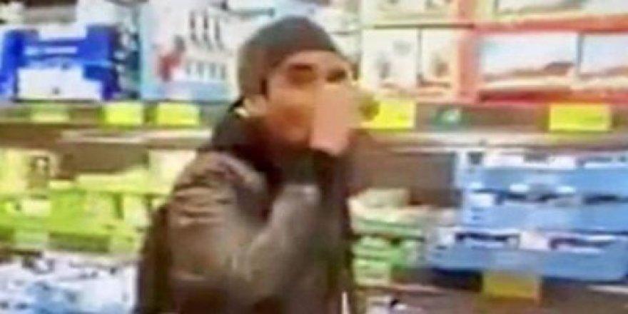 Corona salgını sırasında mide bulandıran olay: Bu adamı yakalayın