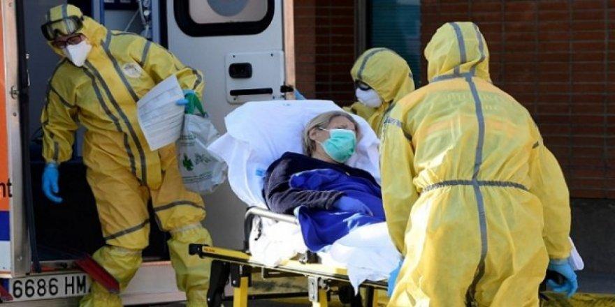 İspanya'da ölü sayısı 18 bin 579'a ulaştı