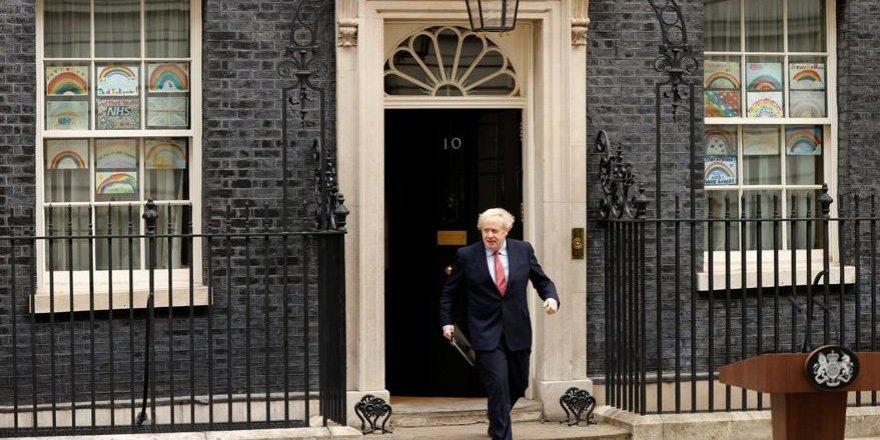 Boris Johnson hastalıktan sonra ilk kez konuşuyor