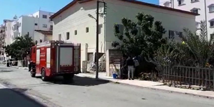 Gazimağusa'da Yangın, 76 Yaşındaki kadın hayatını kaybetti!