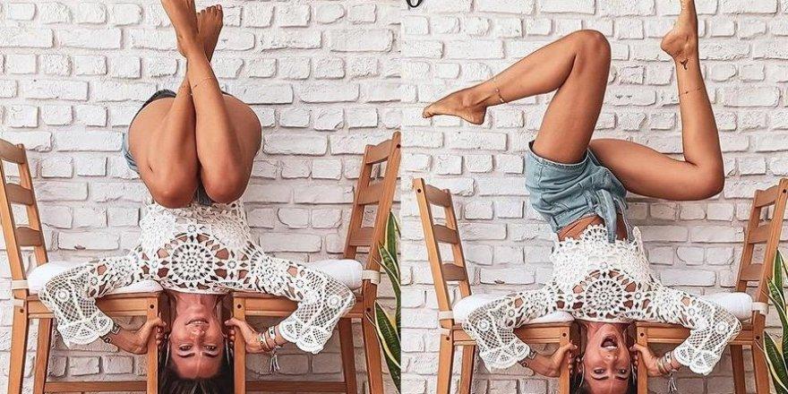 Zeynep Tokuş'tan 'Sandalyeyle oyunlar'