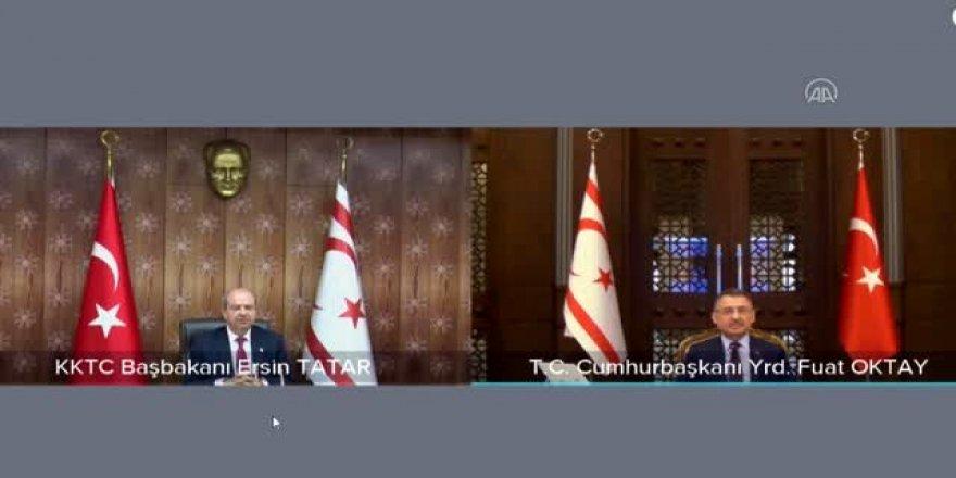 KKTC ve Türkiye arasında İktisadi ve Mali İş Birliği Anlaşması imzalandı.