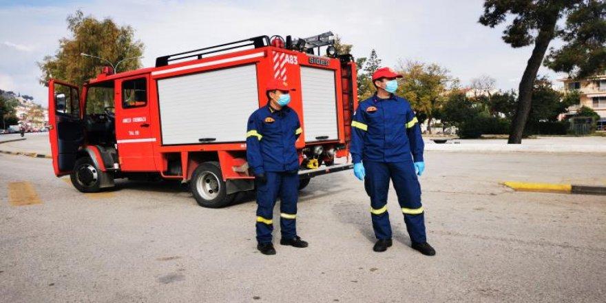 Kıbrıs'ta meydana gelen yangınların toplam sayısı 476'ya ulaştı