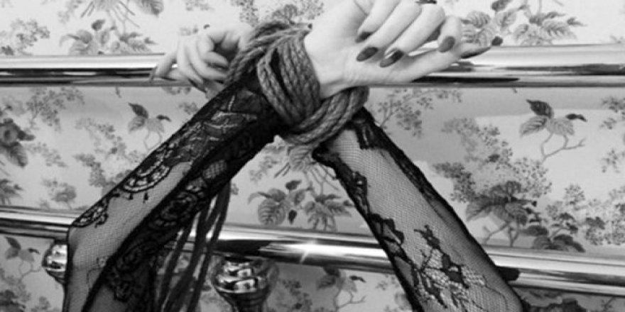 Cinsel ilişki fantezisi için tutulan iki adam ellerinde palalarla yanlış eve girdi