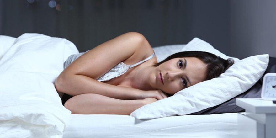 Bu yöntem 60 saniyede uyutuyor! Yatmadan önce…