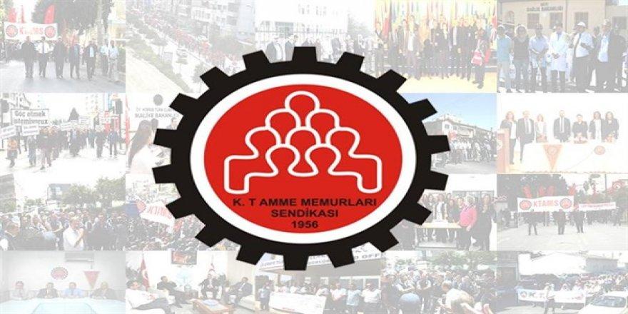 KTAMS, Başbakanlık, 5 Bakanlık ve 4 kurumda yetkili sendika olduğunu açıkladı