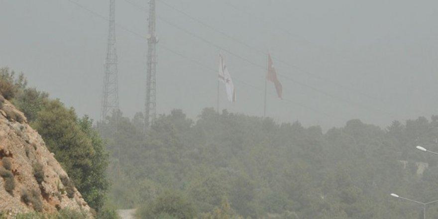 Tozlu hava bugün itibaren etkili olacak