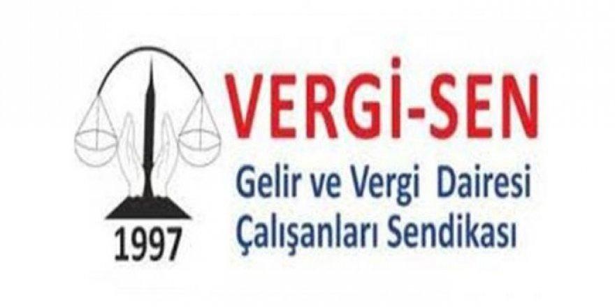 Vergi-Sen Girne'deki Motorlu Araçlar Birimi'nde süresiz grevde