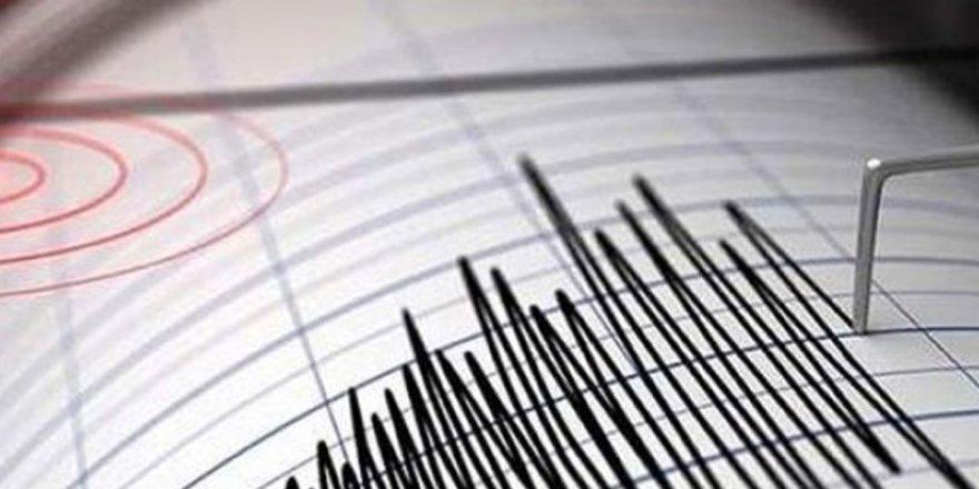Limasol'da 3.9 şiddetinde deprem