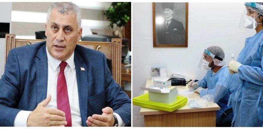 Maliye Bakanı Amcaoğlu: Hazine ve Muhasebe Dairesi'nde gerekli önlem alındı