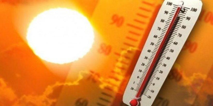Aşırı sıcaklar yarından itibaren azalmaya başlıyor