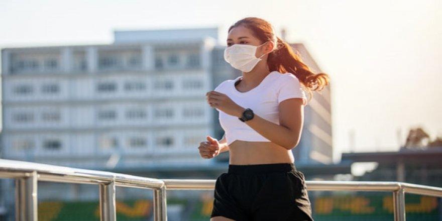 Maske ile spor yaparken nelere dikkat edilmeli?