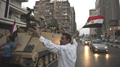 MISIR'DA 556 AKADEMİSYEN DARBEYİ REDDETTİ