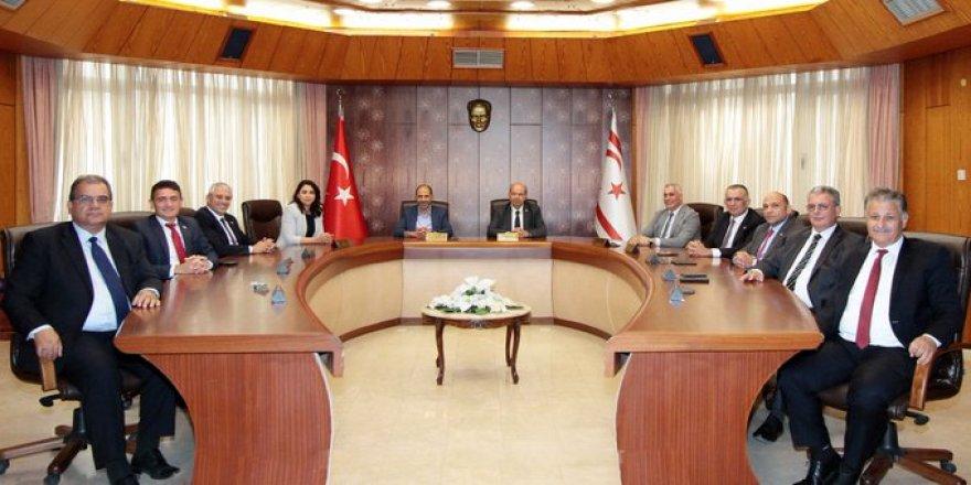 Bakanlar Kurulu Başbakan Ersin Tatar başkanlığında toplandı.