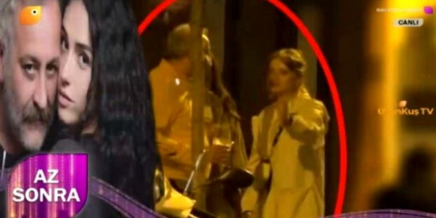Onur Ünlü başka bir kadınla yakalandı