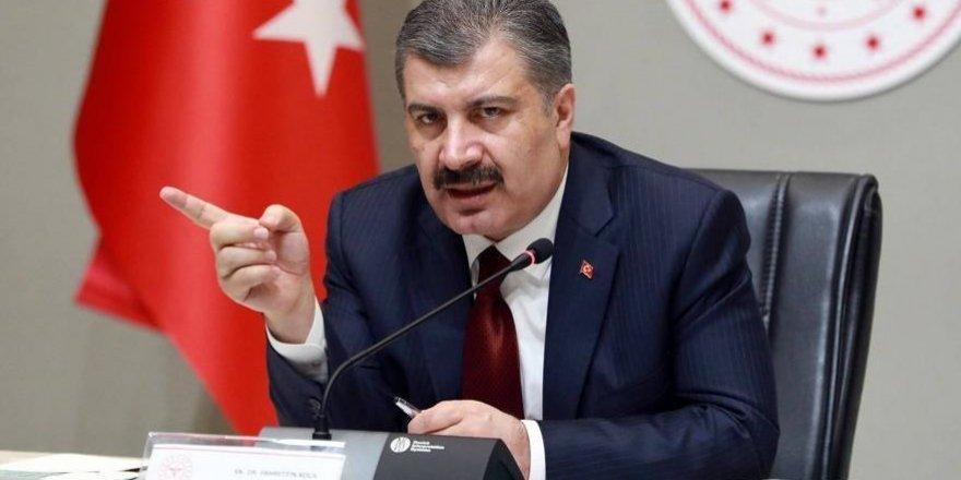 """""""İstanbul'daki vaka sayısı, Türkiye genelinin yüzde 40'ına ulaşmış durumda"""""""
