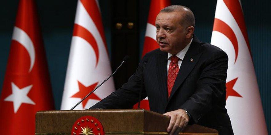 Erdoğan, 15 Kasım'da KKTC'ye geliyor