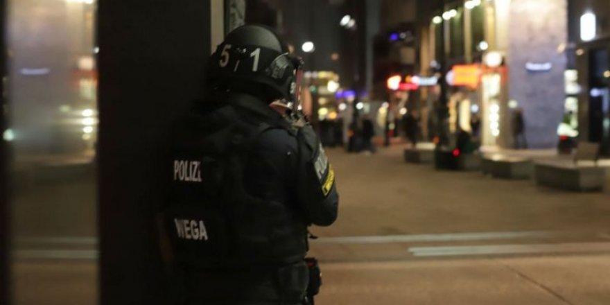 Viyana'da terör saldırısı!