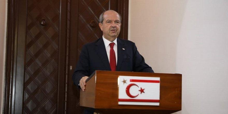 Cumhurbaşkanı Tatar, siyasi parti başkanlarını görüşmeye çağırdı