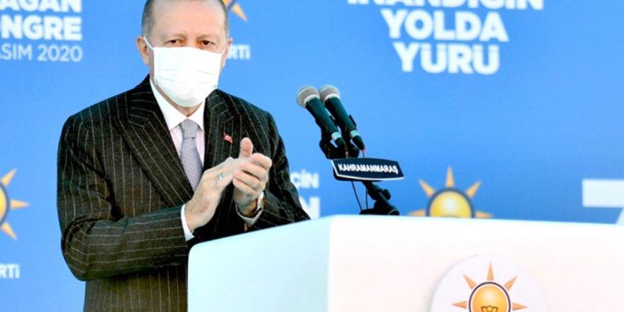 Erdoğan: Ayın 15'inde Kapalı Maraş'ta Bahçeli ile piknik yapacağız