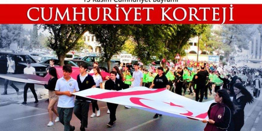 """15 Kasım Cumhuriyet Bayramı """"Cumhuriyet Korteji"""" ile coşkuyla kutlanacak"""