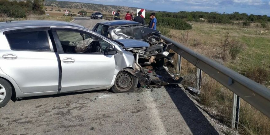 Feci kaza 1 kişi yaşamını yitirdi!