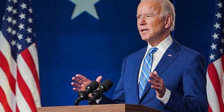 Joe Biden ABD tarihinde bir ilke imza atacak