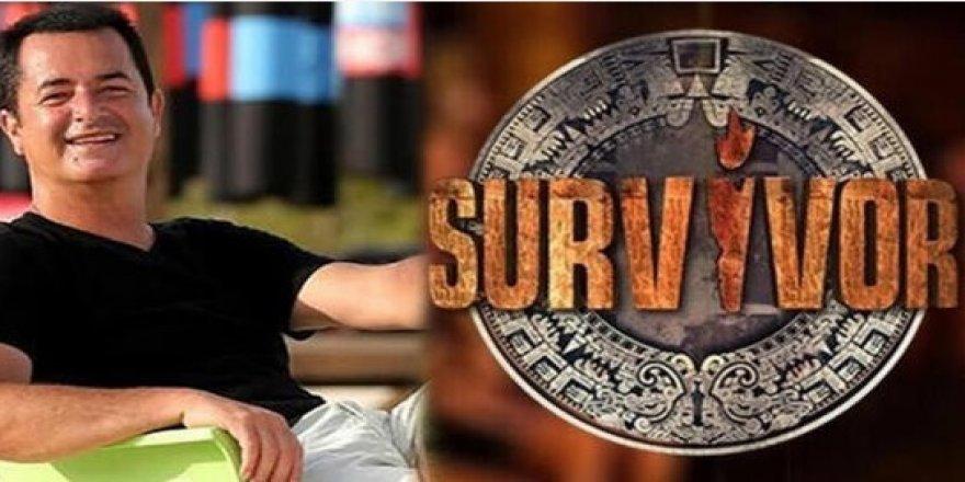 Acun Ilıcalı, Survivor'a gidecek ilk ismi açıkladı