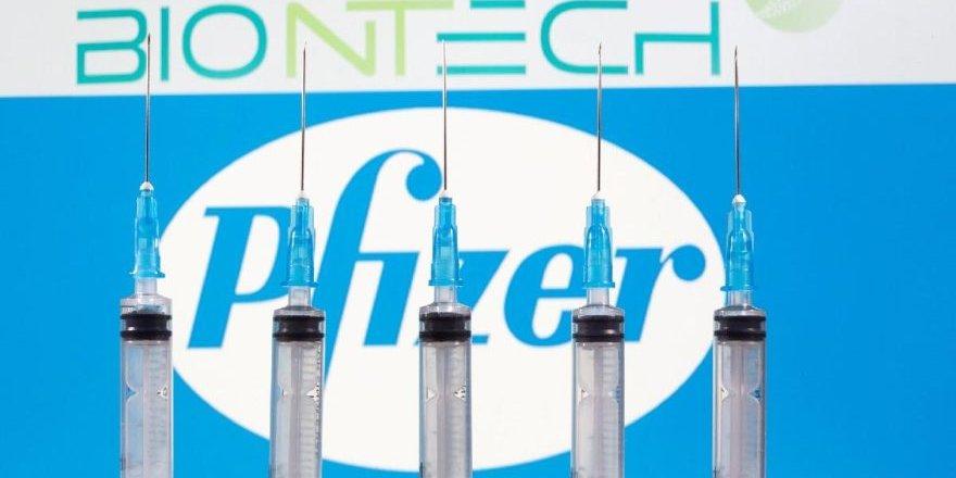 Pfizer ve BioNTech'in aşısından kötü haber: Üretim yarıya düştü