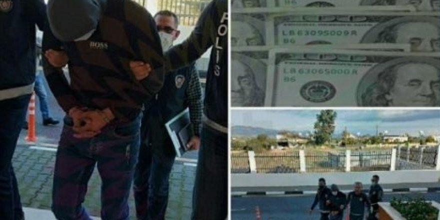 Sahte para zanlısı 3 gün tutuklu kalacak
