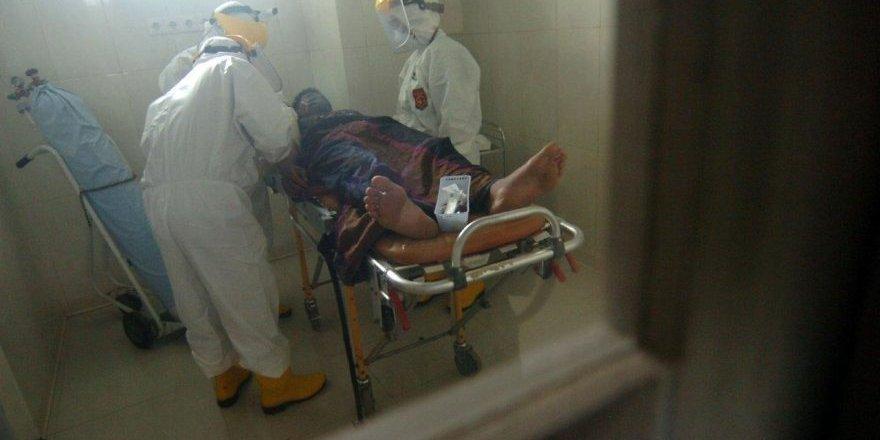 Hastanenin corona servisinde dehşet: