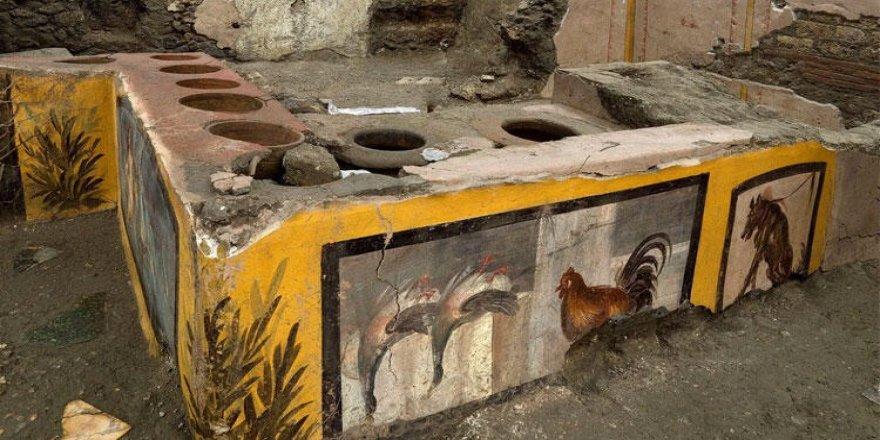 2 bin yıl sonra gün yüzüne çıkarıldı!