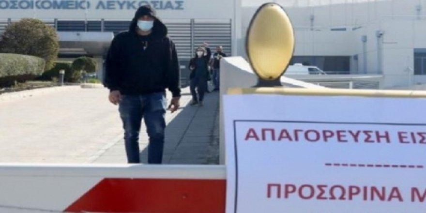 Güney Kıbrıs'ta rekor vaka sayısı! 907 yeni vaka, 4 ölüm