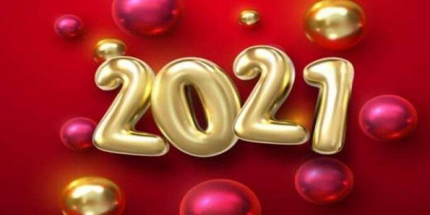 Yeni umutlarla yeni bir yılı daha karşıladık