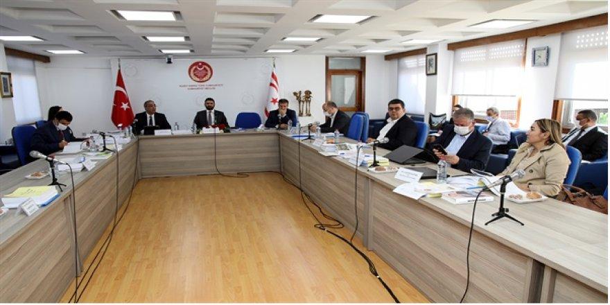 Başbakan Yardımcılığı, Ekonomi ve Enerji Bakanlığı Bütçesi Komite'den geçti