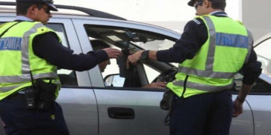Güney Kıbrıs'ta maske takmadığı için ceza alan şahıs polisi kolundan ısırdı