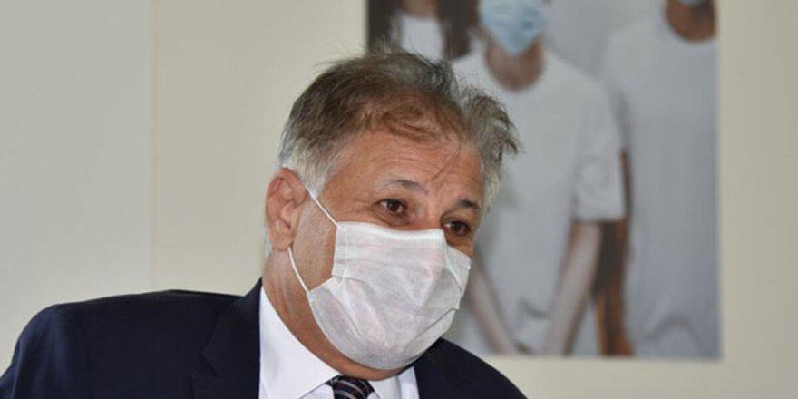 Pilli:Şu ana kadar toplam 4968 kişiye Covid-19 aşı uygulaması yapıldı