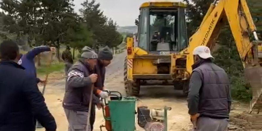 Çayırova – Mehmetçik Anayolu yeniden trafiğe açıldı
