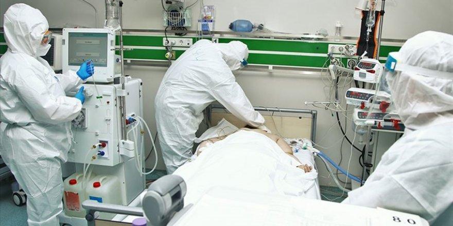 Güney Kıbrıs'ta 164 yeni vaka,1 ölüm!