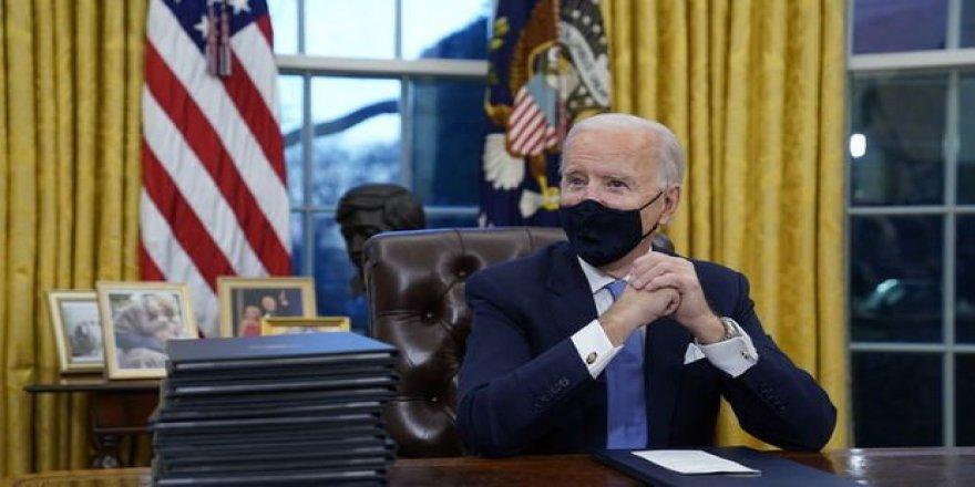 Biden'dan 17 jet kararname