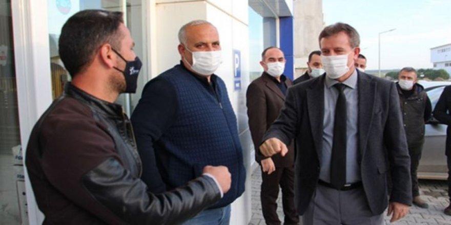 Ekomomi Bakanı Arıklı, Alayköy Sanayi Bölgesi'ni ziyaret etti