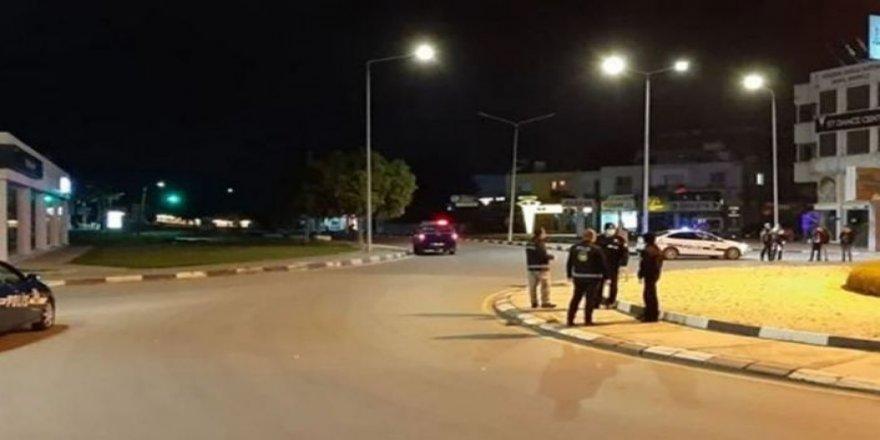 Kısmi sokağa çıkma yasağını ihlal eden 4 kişi hakkında yasal işleme gidildi