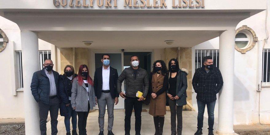 KTOEÖS, Bakanlık ve Üst Kurul kararlarını protesto etti