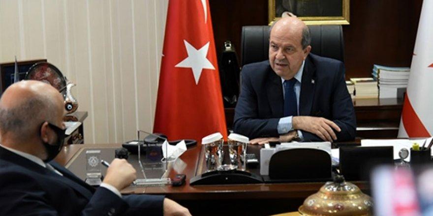 """""""Guterres, Annan Planı sürecinde Kıbrıslı Türkler için bir haksızlık olduğunu söyledi"""""""