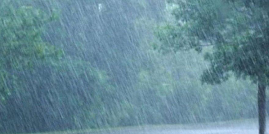 En çok yağış Lefke'de kaydedildi