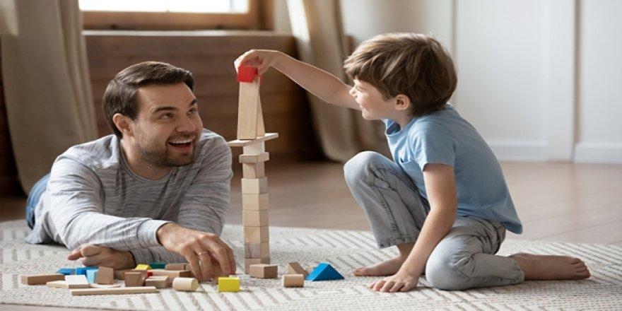 Çocukların yaşlarına göre oyun becerileri!