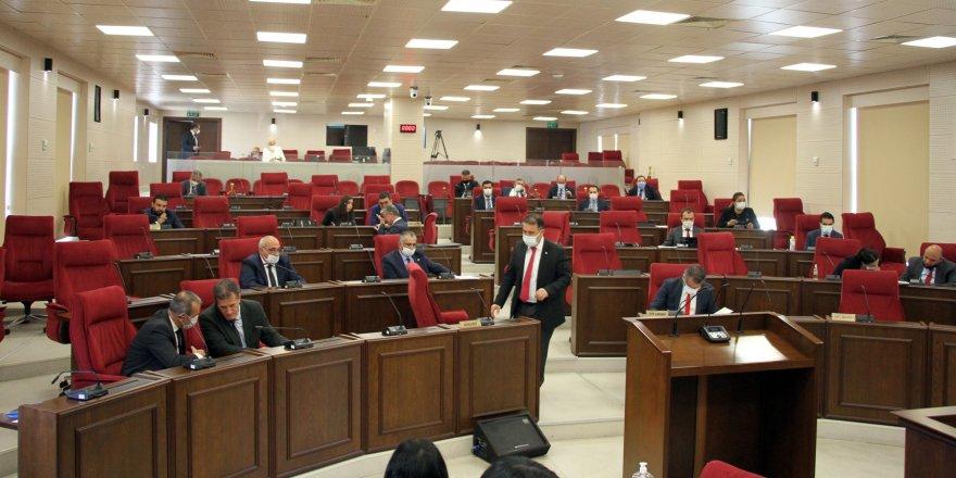 Meclis Genel Kurulu bugün denetim gündemiyle toplandı
