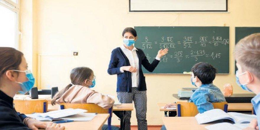 Okullarda bugünden itibaren beş gün süreyle ders kesimine gidildi