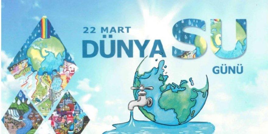 Bugün 22 Mart Dünya Su Günü…